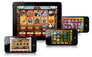 Play Real Money Slots on iPad and iPhone