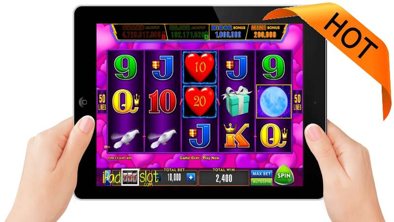 Play Real Money Slots on iPad